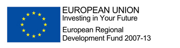 European Union - Investing in your future Development Fund 2007-13