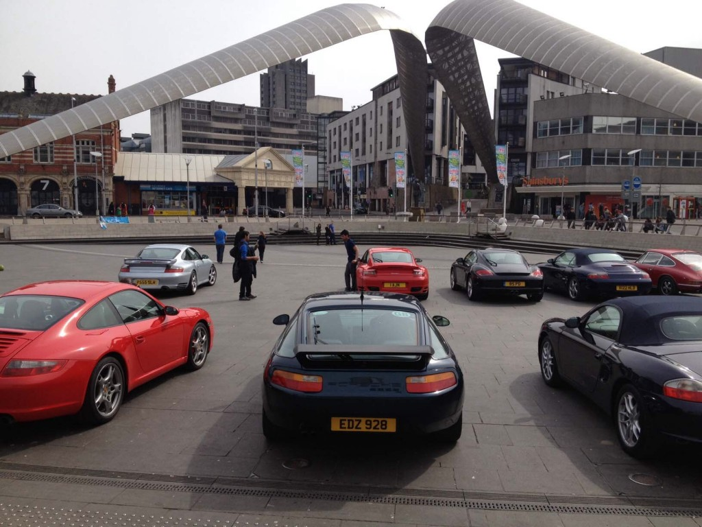 The Independent Porsche Enthusiasts Club (TIPEC) - Coventry ...