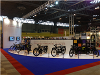 Coventry Transport Museum at Motorcycle Live