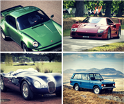 First Entries Confirmed for Trailblazing Cars of the World Display