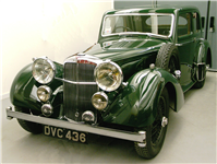 Object of the Fortnight - 1938 Alvis Speed 25