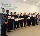Pupils Design Vehicles of the Future